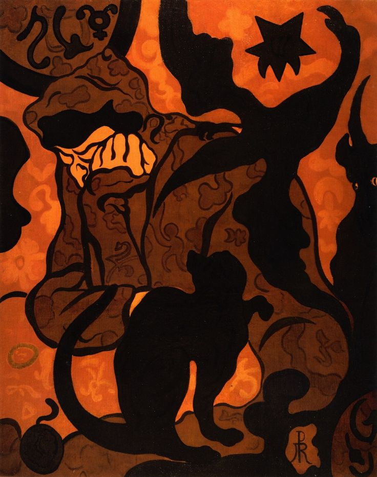 paul-ranson-the-witch